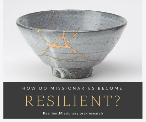 What is a resilient missionary